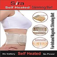 Sira Turmalin Magnetic Slimming Belt, Bauch Fat, Taille Gürtel, selbst beheizt Gürtel, schmaler Gürtel, Schmerzen... preisvergleich bei billige-tabletten.eu