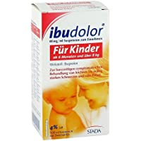 IBUDOLOR 40 mg/ml Suspension zum Einnehmen 100 ml Suspension zum Einnehmen preisvergleich bei billige-tabletten.eu