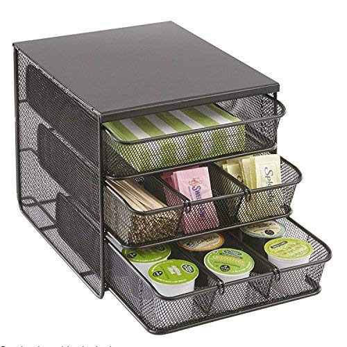 Taylor & Brown® Nespresso 3-Tier soporte de cajón para cápsulas de café cápsula & Dispensador Soporte Sistema de almacenamiento