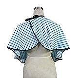 Anself Hairdressing Kleid Cape Salon Hairstylist Friseur Tuch Wrap schützen