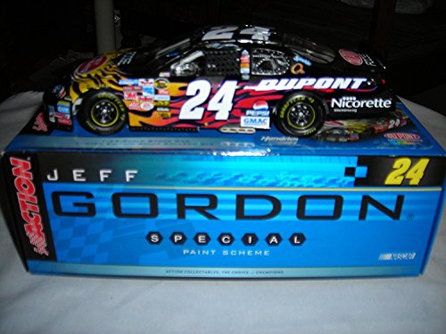 Frog Studio Home 1/24 Jeff Gordon Hot Hues #24 Dupont/Foose Custom Design 2006 Car!