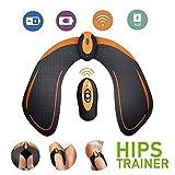 Nasharia Hips Trainer, EMS Hip Stimulator pour Aide à la Formation des Muscles et au raffermissement des Hanches pour Hommes et...