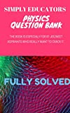 #8: PHYSICS QUESTION BANK