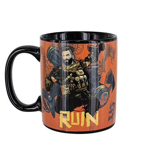 Call of Duty Black Ops 4 Ruin's Heat Change Mug