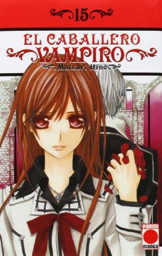 El Caballero Vampiro 15 (Manga - Caballero Vampiro)