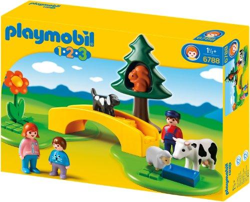 Preisvergleich Produktbild PLAYMOBIL 6788 - Spaziergang zur Sommerweide