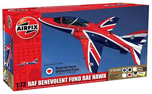 Airfix A50155 - Modellbausatz RAF Display Team Hawk Gift Set