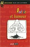 Poésie et humour