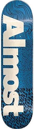 Almost Quasi ct logo Deck -7.75 blu – assemblato assemblato assemblato come complete skateboard B07FY7F2G8 Parent | Shop  | Qualità  | Qualità e quantità garantite  | Prezzo Moderato  | A Prezzi Convenienti  | Acquisti online  0b5512