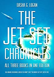 The Jet Set Chronicles - All Three Books In One Edition (English Edition)