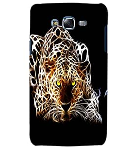 SAMSUNG GALAXY J7 LEAPORD Back Cover by PRINTSWAG