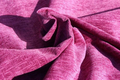 hot-cerise-pink-designer-luxury-soft-plain-solid-heavy-weight-upholstery-curtain-cushion-chenille-ve