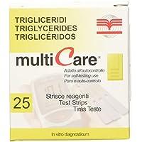 Multicare Triglicer 25pz Chip