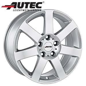 Jante autec aRTIC 4 coupé bMW f32 3C teinte brillantsilber 7,5 x 16