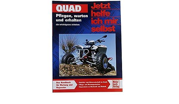 Band 281 Reparaturbuch ATV Jetzt helfe ich mir selbst Quad