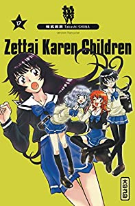 Zettai Karen Children Edition simple Tome 17