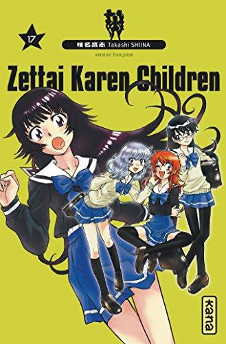 Zettai Karen Children Edition simple Tome 17