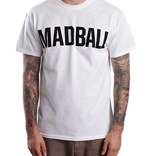 Madball - HID White - T-Shirt-Large