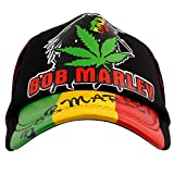 Copperzeit Trendy Bob Marley Mesh styled cap for men / women