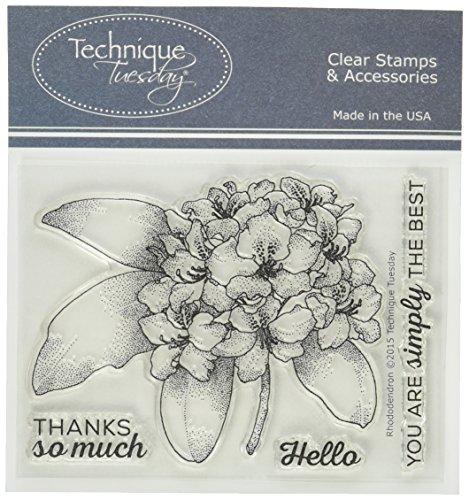 sellos-de-goma-de-technique-tuesday-76-x-102-cm-rododendros