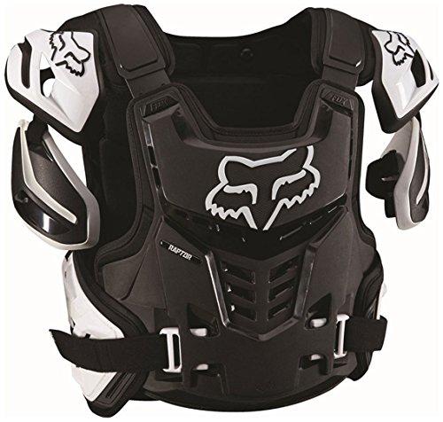 Fox Brustpanzer Raptor Vest Schwarz Gr. L/XL