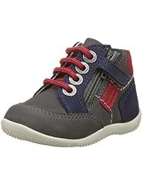 achat chaussures kickers,BOTTINE chaussures velcros kickers