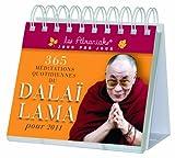 365 méditations quotidiennes du Dalaï Lama 2011