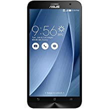 "ASUS ZenFone 2 ZE551ML SIM doble 4G 16GB Plata - Smartphone (14 cm (5.5""), 16 GB, 13 MP, Android, 5.0, Plata)"
