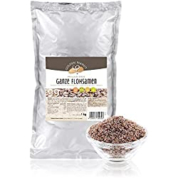 Golden Peanut ganze indische Flohsamen 99% Reinheit 1000 GR