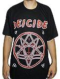 Deicide T-Shirt Gr. XL, schwarz