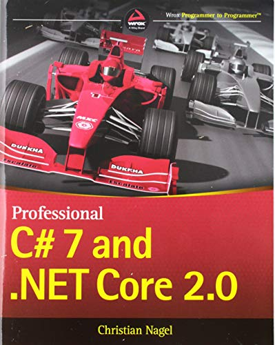 Professional C# 7 and .NET Core 2.0 -