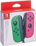 Nintendo Switch: Set Da Due Joy-Con, Verde/Rosa Neon - Limited
