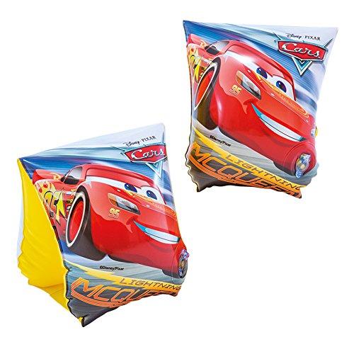 Intex- Cars Braccioli, Colore Rosso, 23 x 15 cm, 56652
