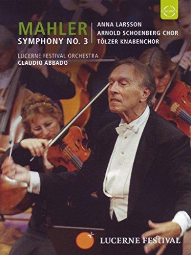 Preisvergleich Produktbild Claudio Abbado - Mahler: Symphony No. 3