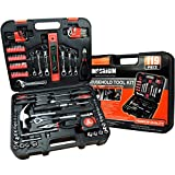 119Piece Heavy Duty Professional Home Repair Tool Kits,Home Tool kit,Home Repair Tools,Multi Tools