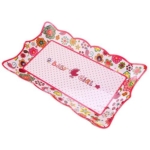 RemeeHi 6pcs Einmalige Hot Dog/Kleinen Kugeln aus Karton, Papier Box/Tablett Geburtstag Party Supply