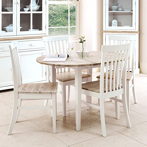 Round Kitchen Table: Amazon.Co.Uk