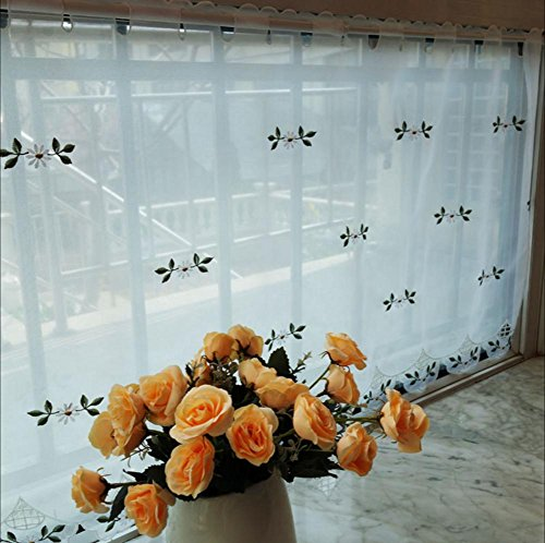 Cortinas cortas cortinas cortinas de café cortinas cortinas cortinas de cocina cortinas cortinas - (45 * 150 cm) , 60x250