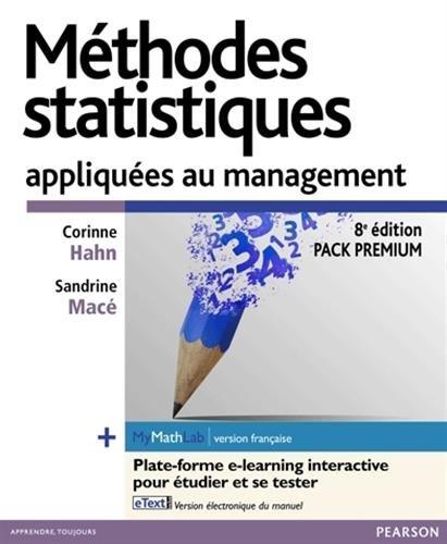 Méthodes statistiques appliquées au ma...