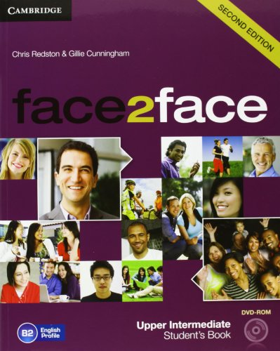 face2face for Spanish Speakers Upper Intermediate Student's Book with DVD-ROM and Handbook with Audio CD Second Edition