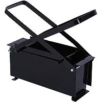 briquettes briquettes briquettes HomeZone/® Machine /à briquettes Papier pour Chauffage de la Maison