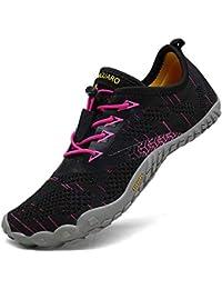 SAGUARO Barefoot Zapatos de Agua Deportes Acuáticos para Unisex