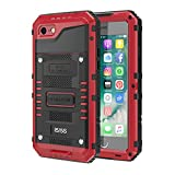 Die besten Wasserdichtes iPhone 5 Cases - iPhone 5S Wasserdicht Metall Fall, seacosmo Full Body Bewertungen