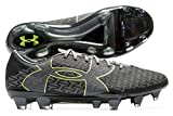 Under Armour Corespeed Force 2.0 FG Football Boots - Black/Graphite - Size 6.5