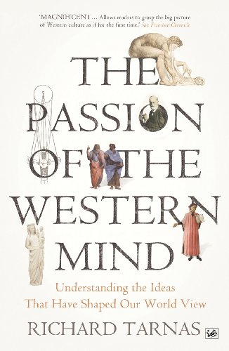 The Passion Of The Western Mind Cover Image