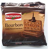 Britannia Bourbon Cream 200 gm