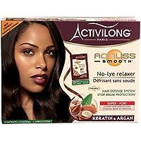 Activilong Actiliss - Desafiante sin Soda - Argan y Queratina, extra fuerte
