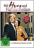 Mit Herz und Handschellen - Alle Folgen der 1. + 2. Staffel [4 DVDs]