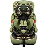 Sillas de coche Asiento de seguridad de niño de coche / asiento de coche para niños / 0-3-4 años de edad 9 meses -12 años de silla de coche de bebé Bebé Sillas de Coche ( Color : A , Tamaño : 40*40*70cm )