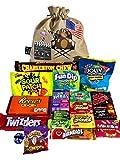 The American One | Sacchetto regalo American Candy USA | Bundle Candy Candy Dolci e Cioccolato Box | fink gifts